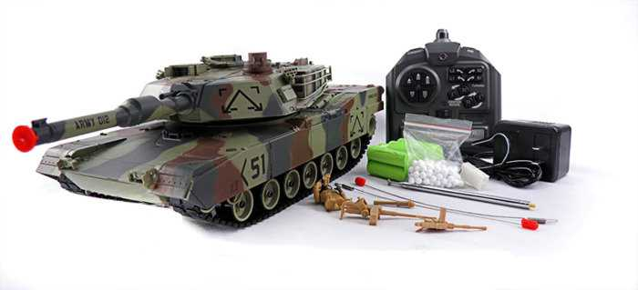 Tank Tiger 1 - German 1:20