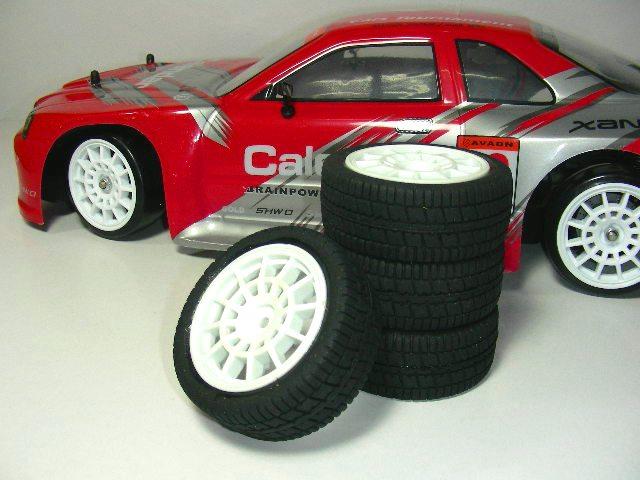 Masina Drift HUAN QI 4WD 1:10 RTR cu radiocomanda