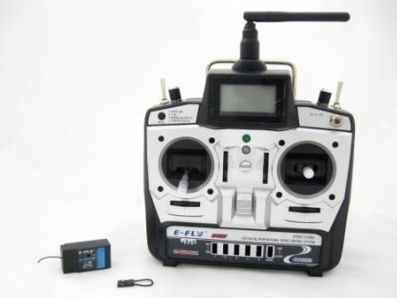 Kit Remote Control 6CH 2,4GH