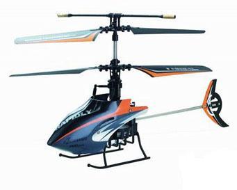 Chopper Micro infrared F2011 GYRO 4CHwith ir remote control