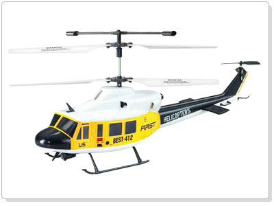 Elicopter U5 Bell 3CH GYRO