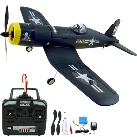 Airplane F4U Corsair with remote control