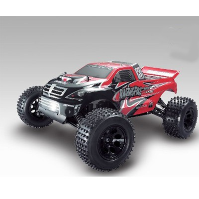 Monster Truck Nitro RC Huan Qi 713  scale 1:10