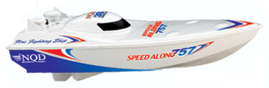 Boat Speed Boat 4013 scale 1:38