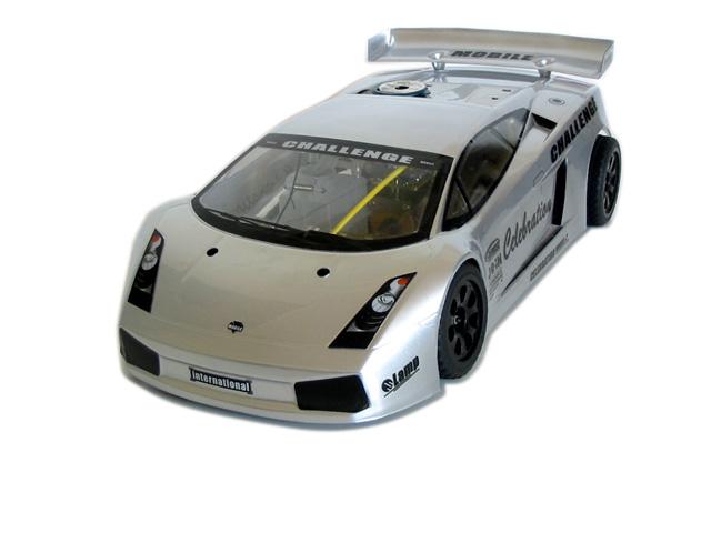 Lamborghini Nitro RAPID VH-A6 4WD 1:10 RTR with remote control