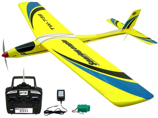 Airplane SOARING EAGLE - MOTOPLAN with remote control