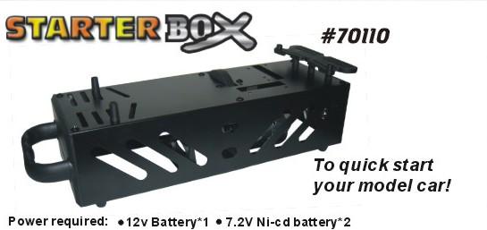 HSP 70110 Starter Box