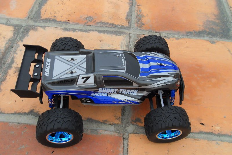 Truggy RC S800 1:12 RTR
