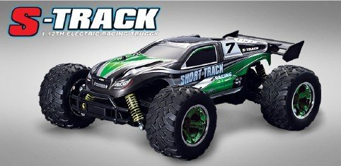 Truggy RC S-Truck S800 1:12 RTR with remote control
