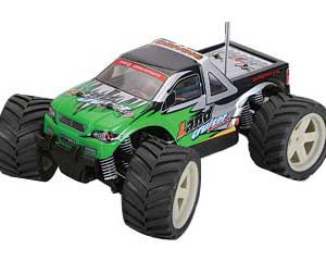 HQ710 EP 4WD Land Cruiser Monster RC Truck RTR 1:18
