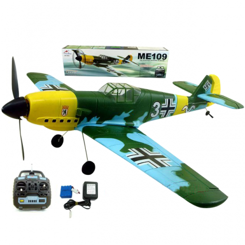 Avion Messerschmitt ME-109 2,4Ghz